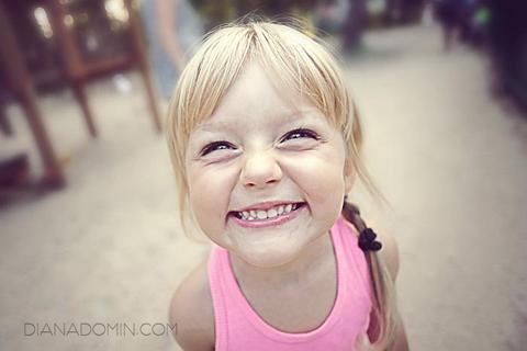 Fotografka Diana Domin radzi jak fotografować dzieci