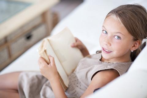 Czytanie dzieciom...
