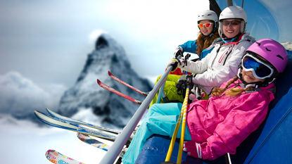 Dzieci na nartach - kiedy rozpocząć naukę