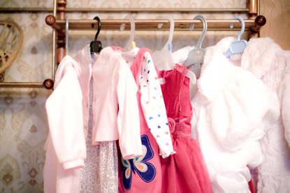 Szkodliwe substancje w dziecięcych ubrankach