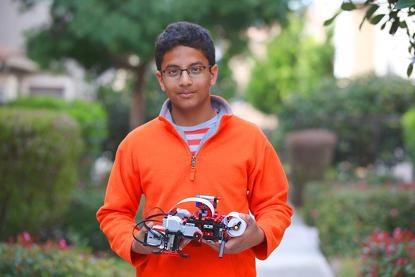 Shubham Banerjee, fot.sociotechnocrat.kinja.com